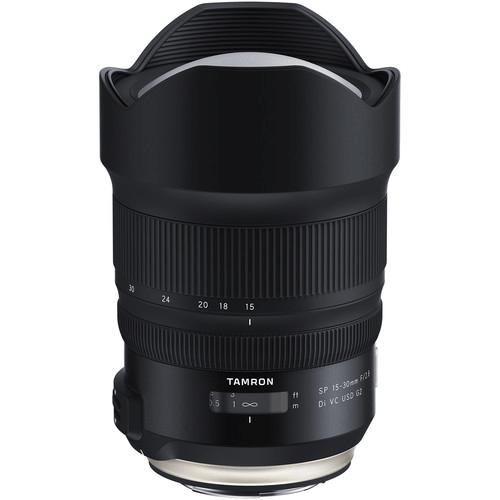 Best Canon Camera Lenses • Tamron SP 15-30mm f2.8 Di VC USD G2