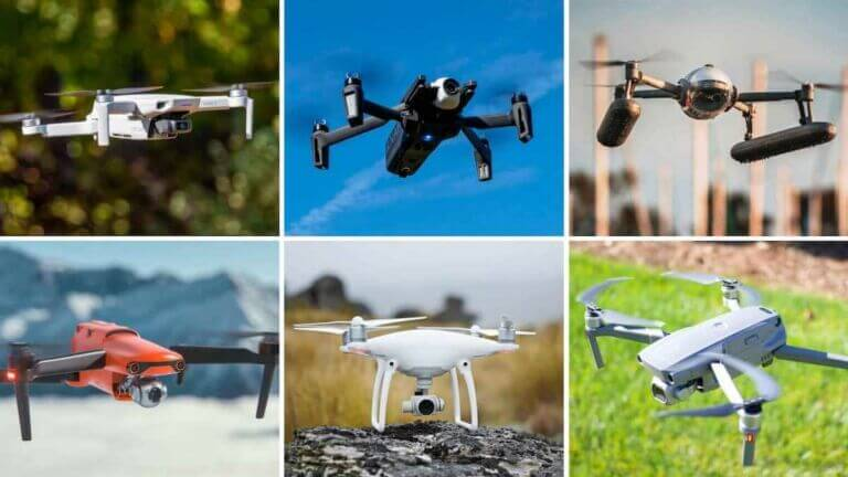 Best Drone Camera for the Money — A 2021 Buying Guide - StudioBinder