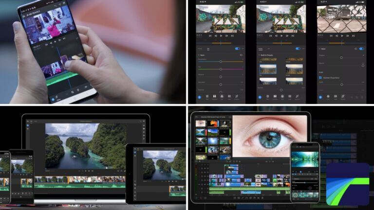 Best Video Editing Apps in 2021 Video Makers for iOS - Android - Featured