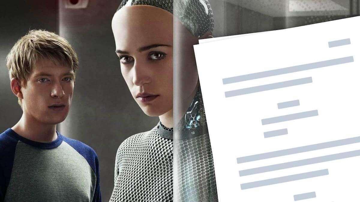 Ex Machina Script PDF Download Plot, Characters - Quotes - StudioBinder