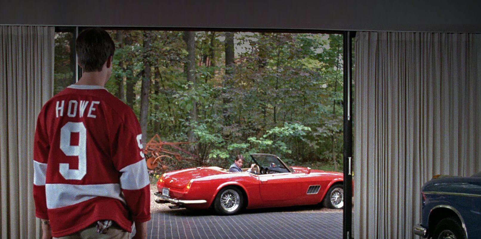 Ferris Bueller's Day Off - Visual Metaphor Examples