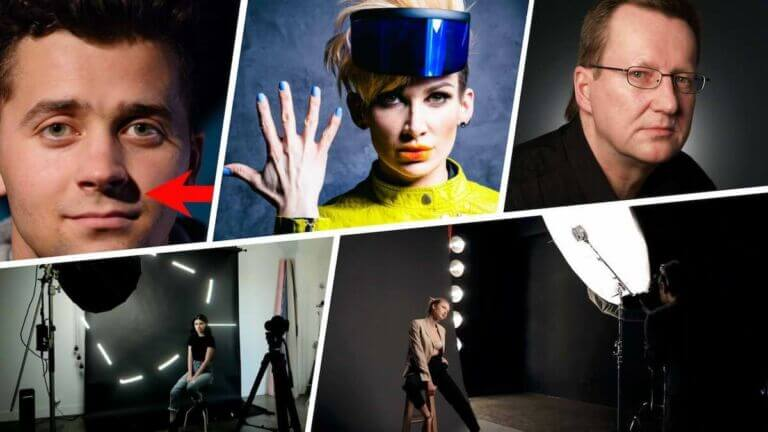Loop Lighting Photography — Definition, Setup - Creative Uses - StudioBinder