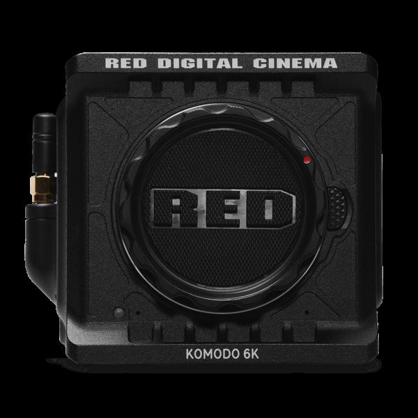 RED Camera Komodo 6K S35