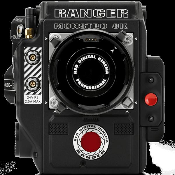 RED Camera Ranger Body & Brain