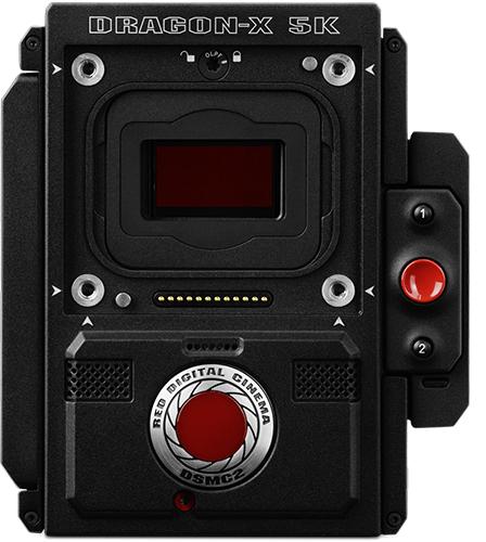 RED Cinema Camera Dragon-X 5K Sensor