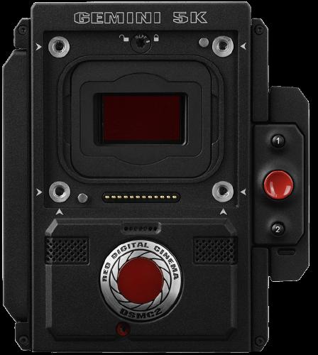 RED Cinema Camera Gemini 5K Sensor