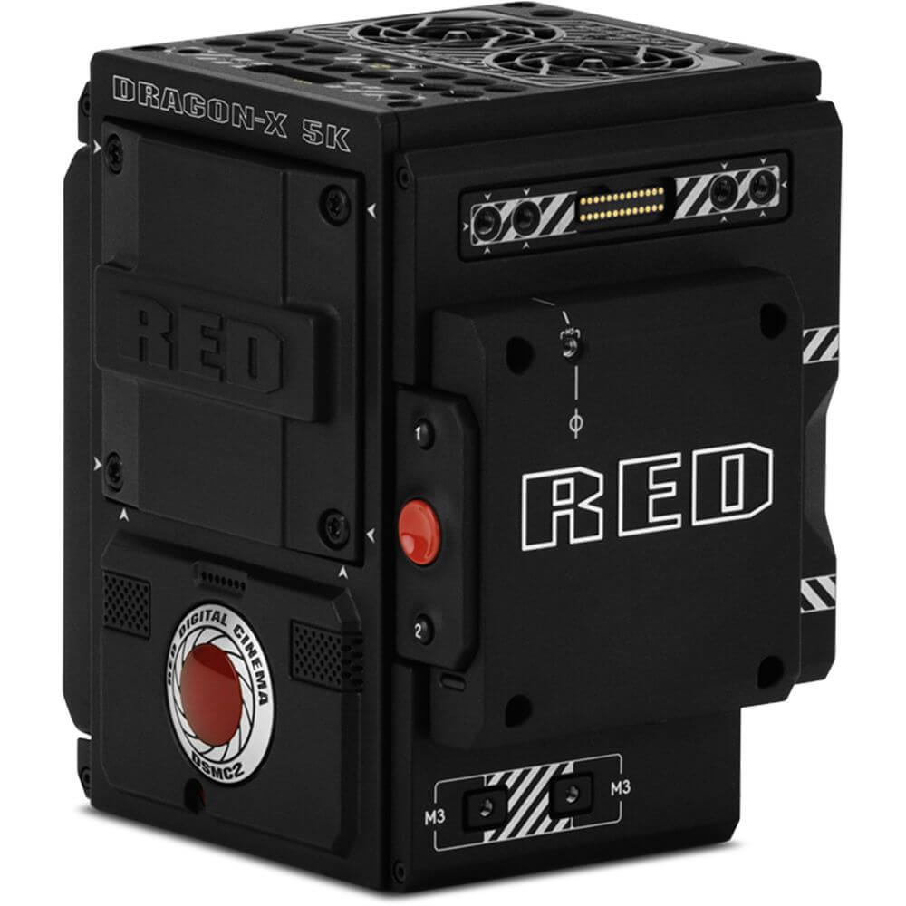 RED Movie Camera DSMC2 Body & Brain