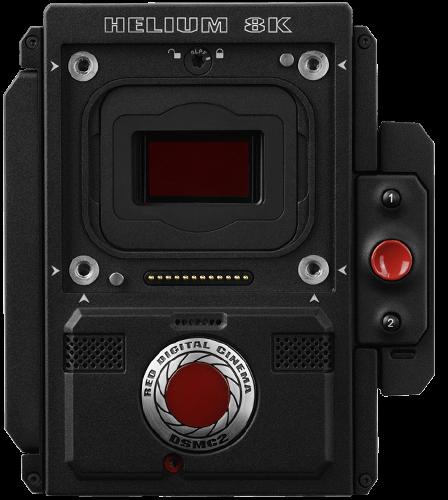 RED Movie Camera Helium 8K Sensor