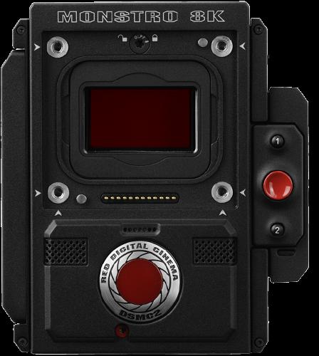 RED Movie Camera Monstro 8K VV Sensor