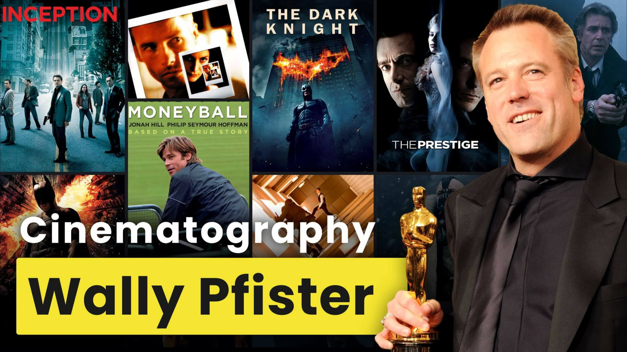 DP Wally Pfister on Shooting Dark Knight Trilogy, Inception and More - Cinematography Techniques - What Does a Cinematographer Do