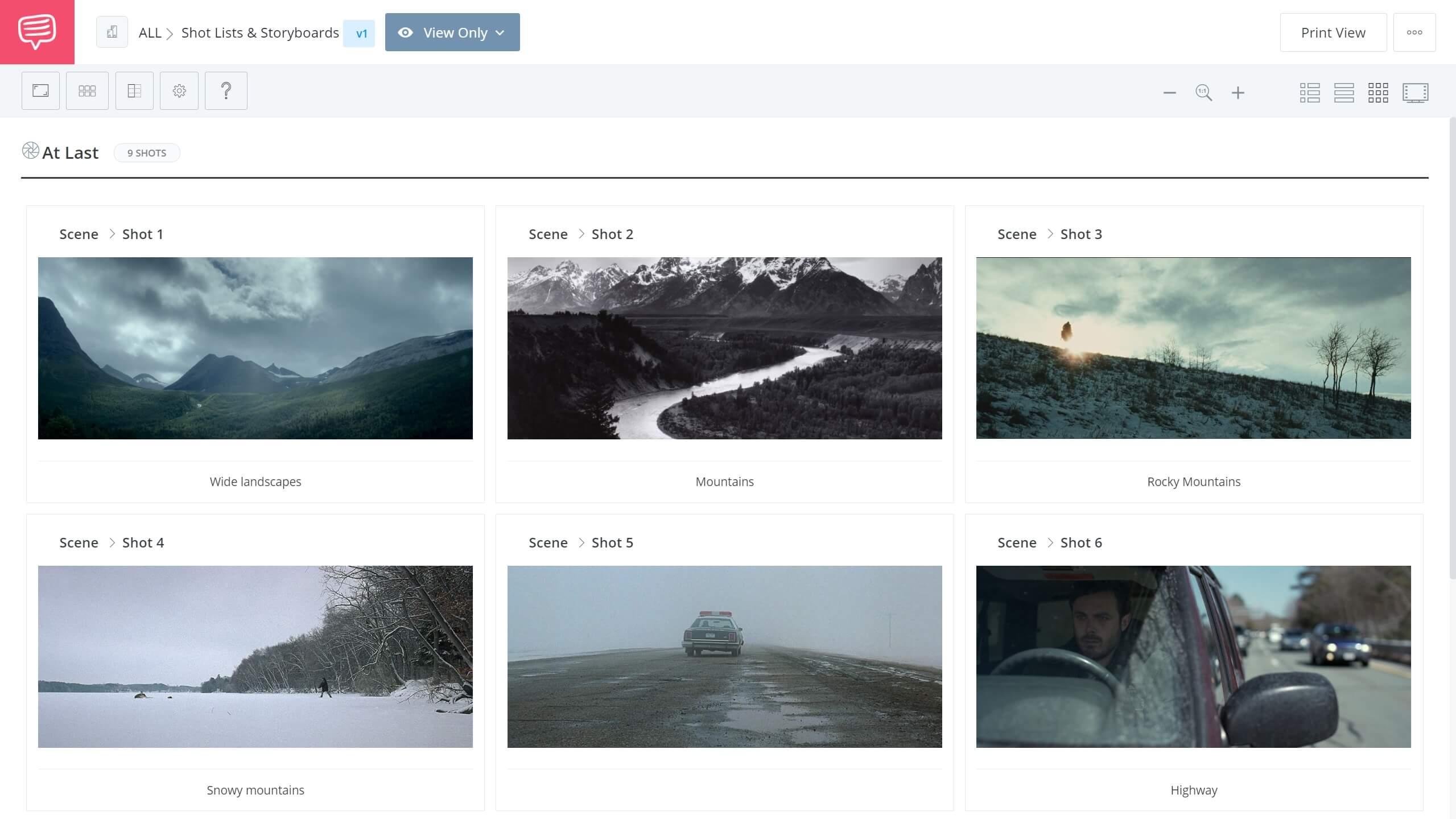 What is Film Lookbook Example - Film Lookbook Example - StudioBinder Shot Listing Software