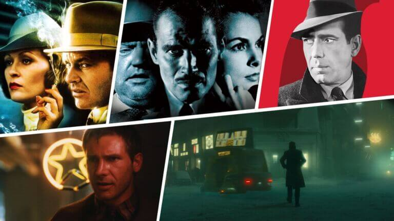 What is Film Noir Examples from Cinema (definition) - Featured