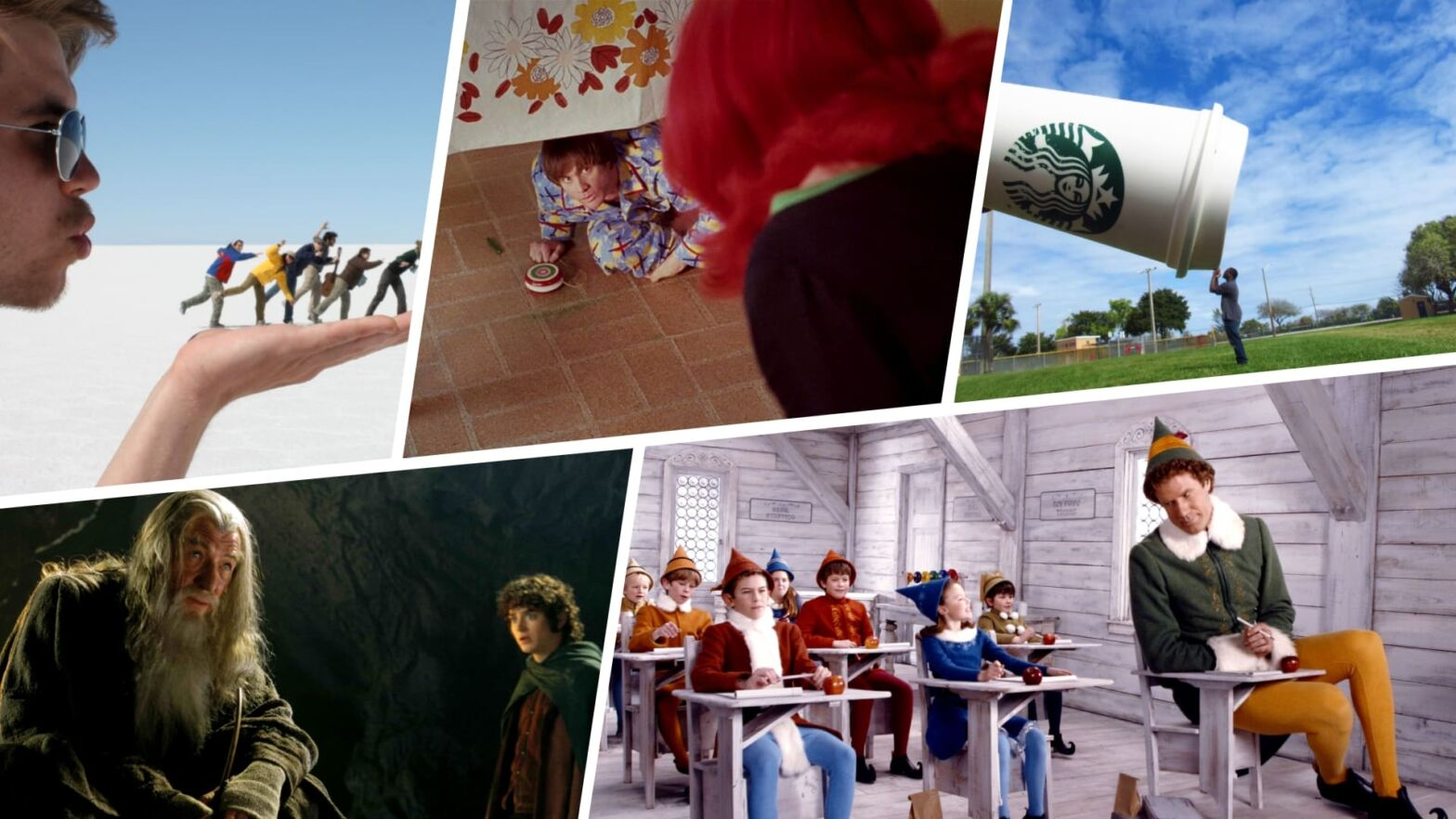 What is Forced Perspective Movie Examples and How to Trick the Eye - Featured