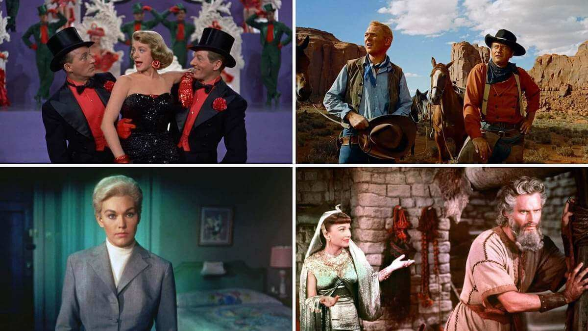 What is VistaVision — A History of Widescreen in Hollywood - StudioBinder