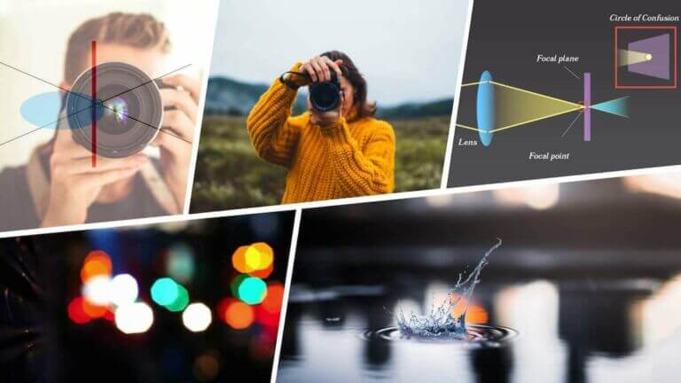 What is the Circle of Confusion — Photography Definition - StudioBinder