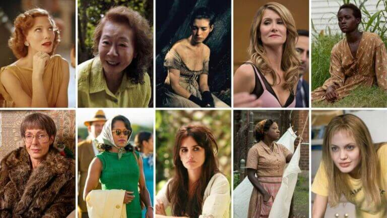 Academy Award For Best Supporting Actress Winners Ranked StudioBinder
