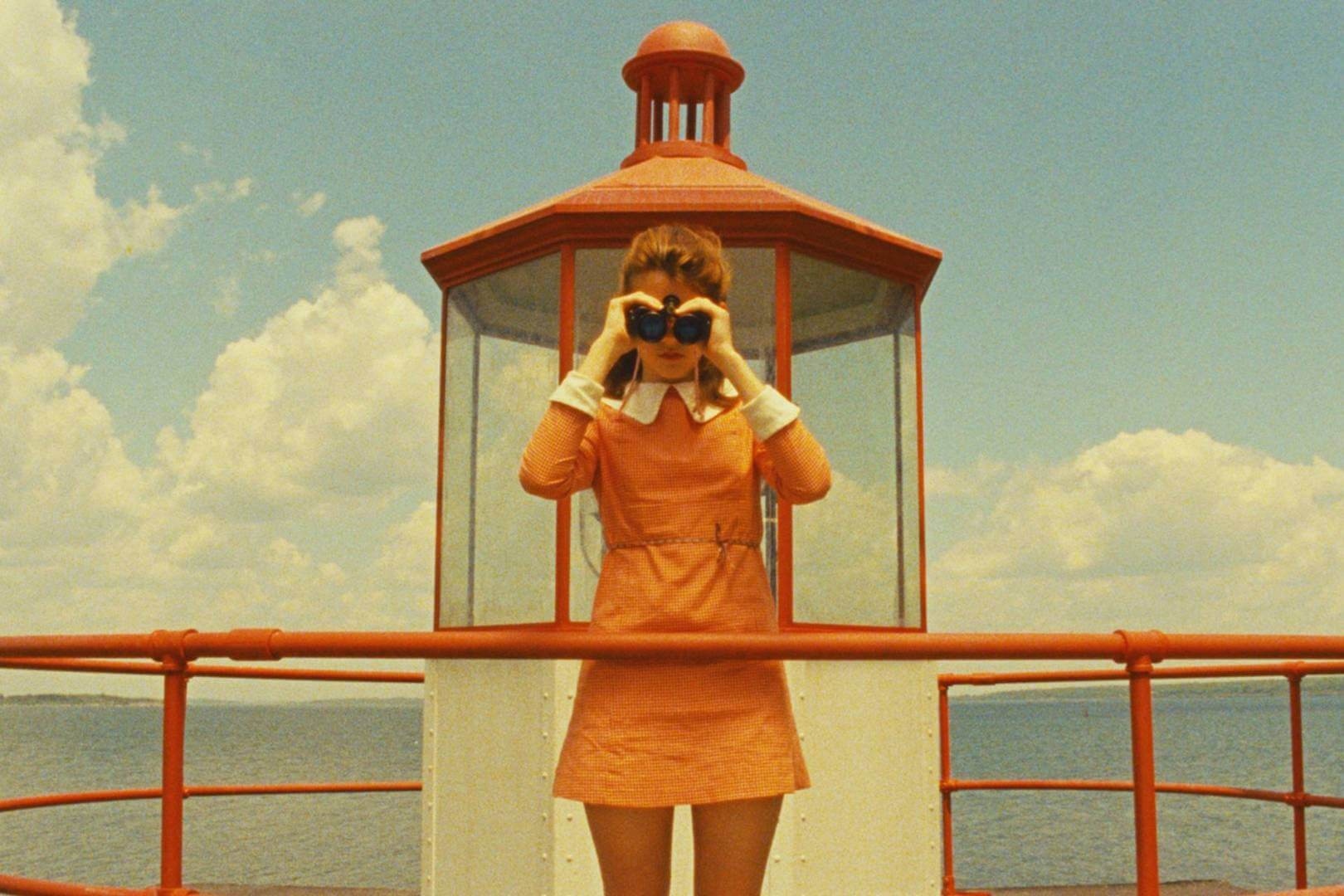 At the center of everything · Wes Anderson cinematography