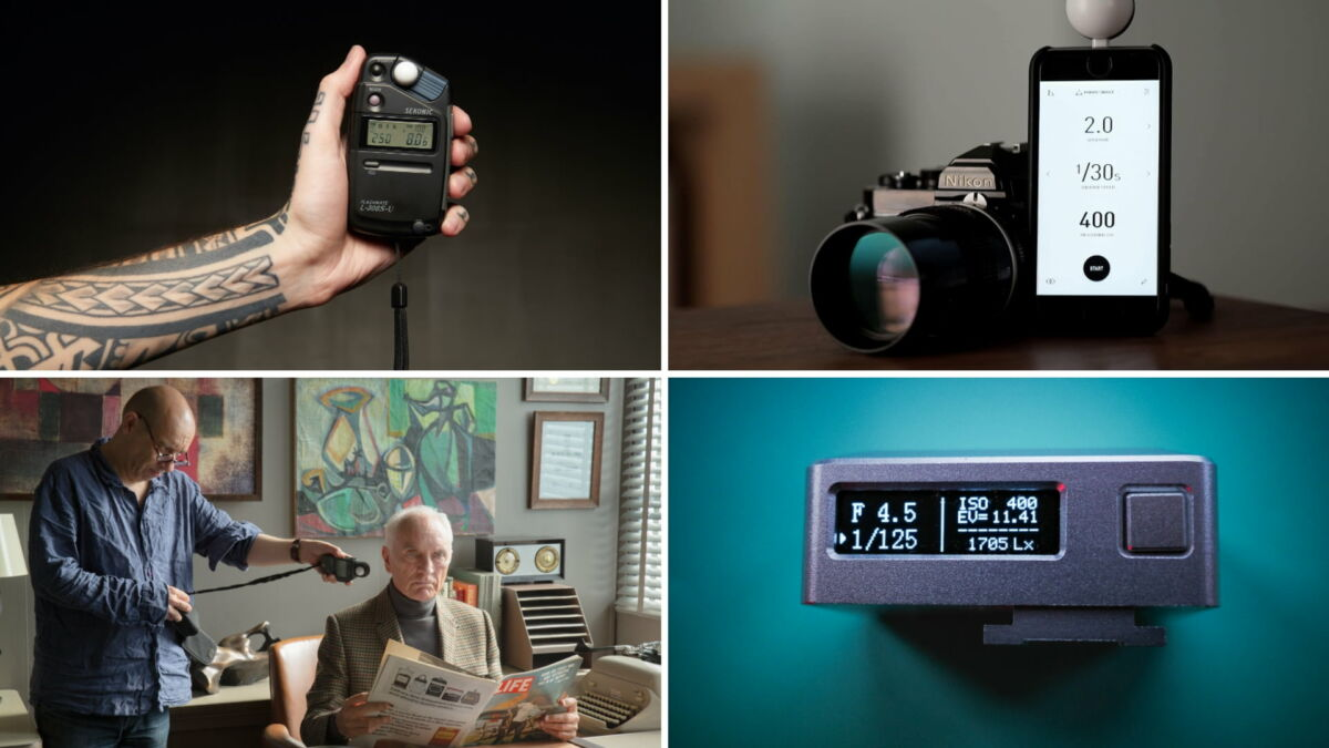 Best Light Meter — Top Ranked for Photography Film Video Featured