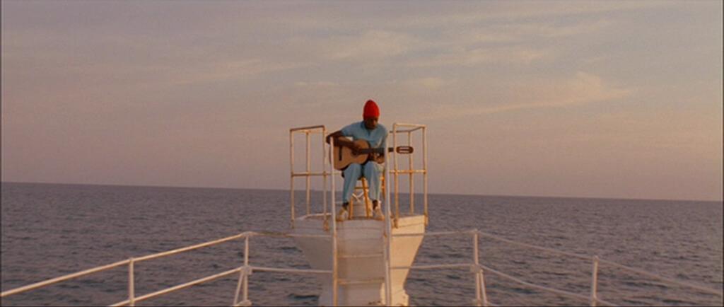Colors pop · Robert Yeoman cinematography