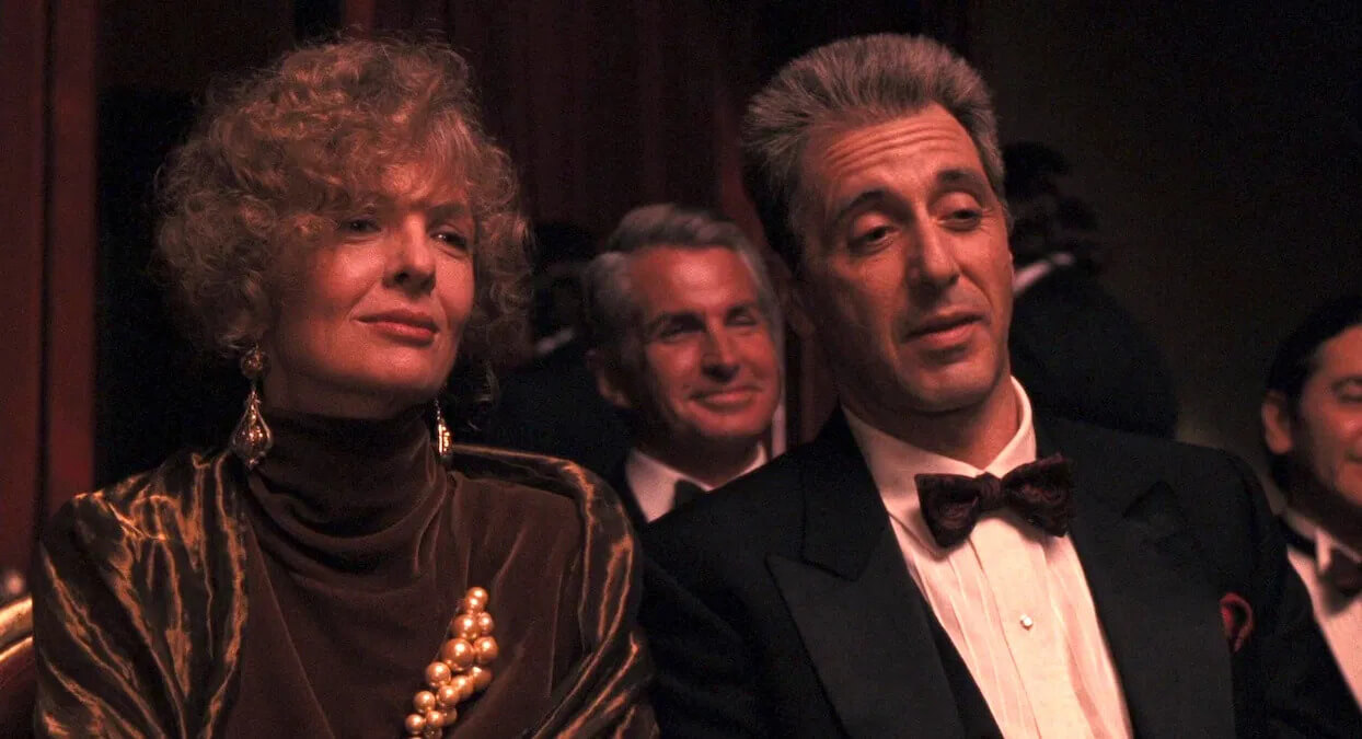Diane Keaton Gives a Great Godfather Coda Review