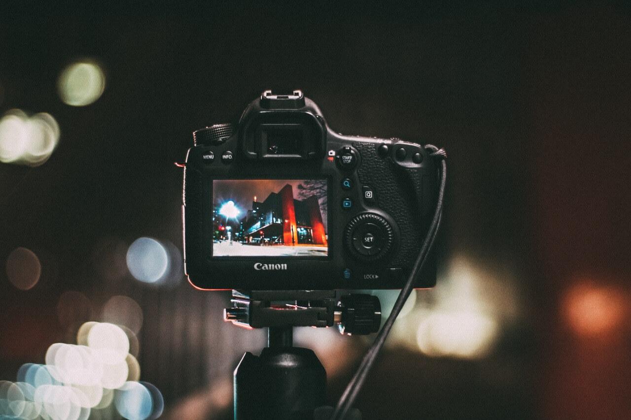 Film camera vs digital