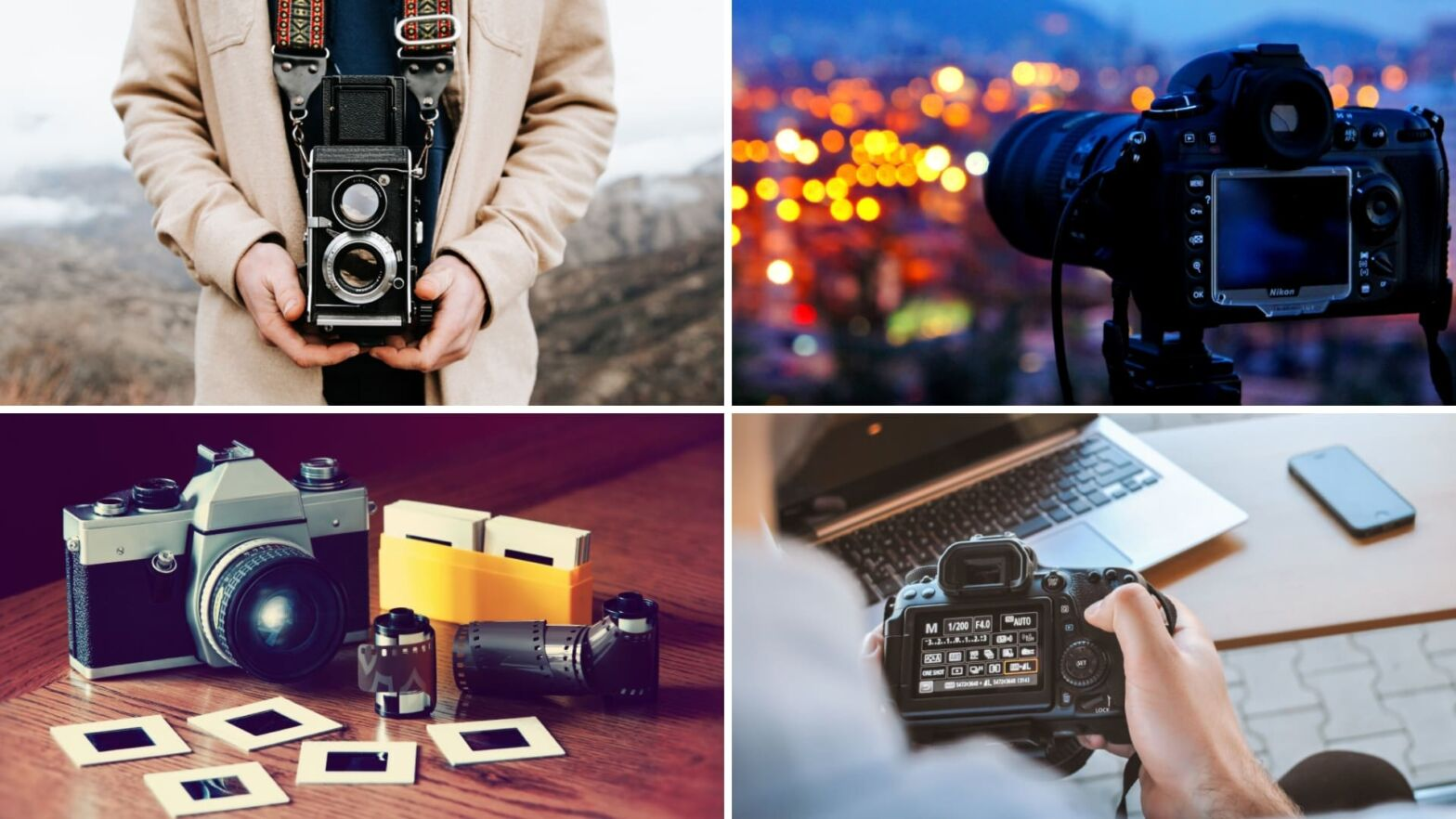 Film vs Digital Photography — The Good Bad of Each Format Featured