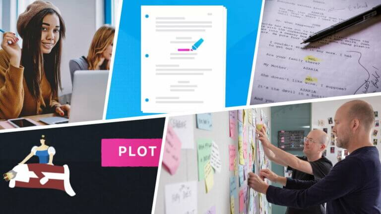 How to Start a Script — Process Tips Ideation Strategies More Featured