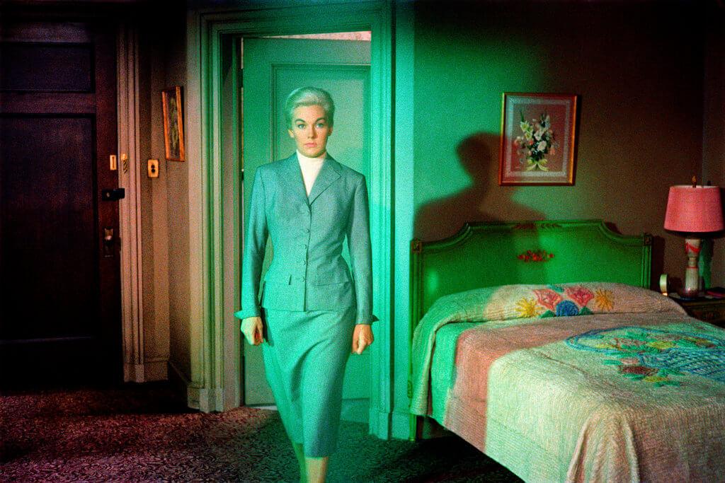 Judy as Madeleine – Vertigo movie summary