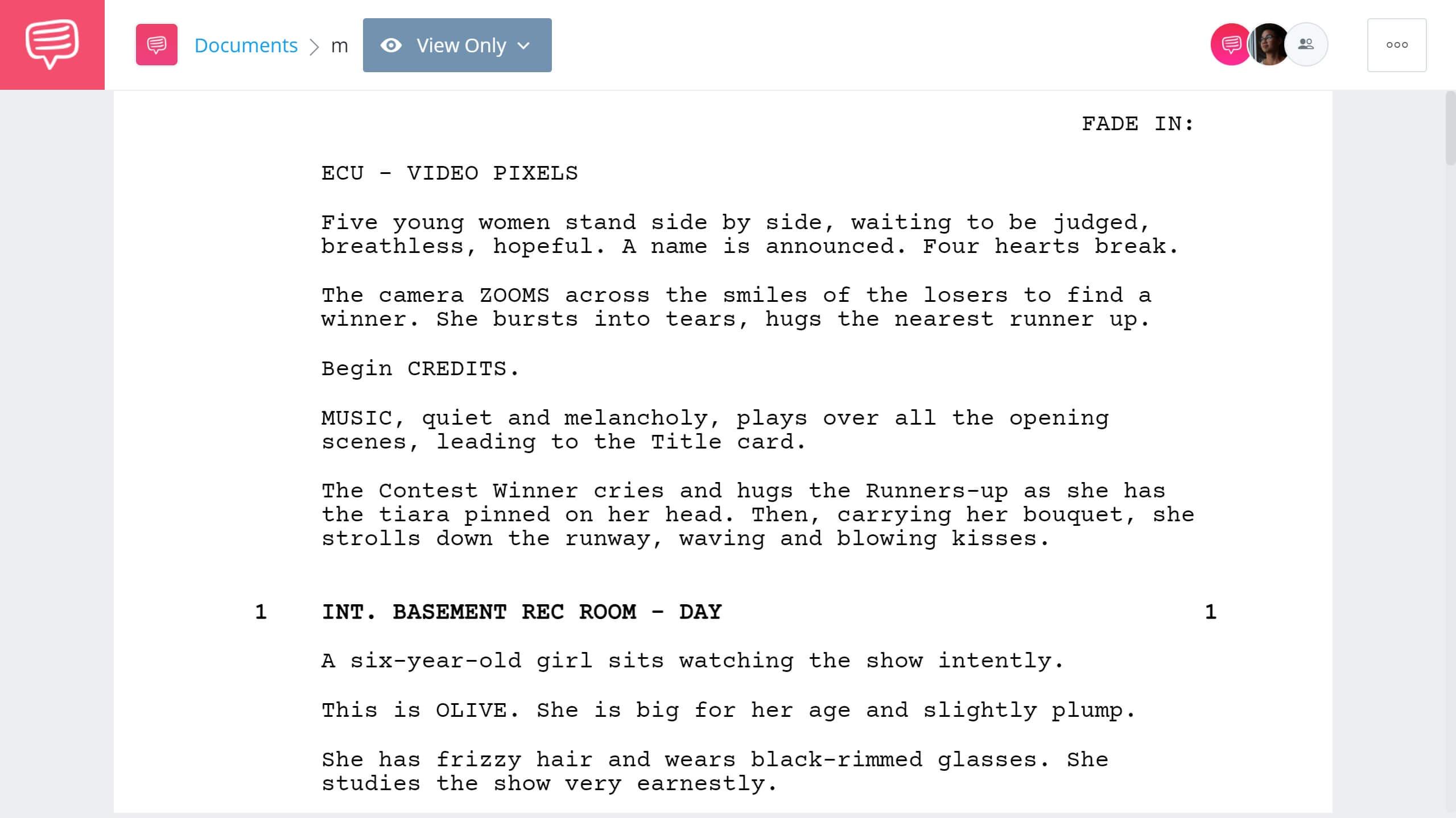 Little Miss Sunshine Script Teardown Full Script PDF Download StudioBinder Screenwriting Software