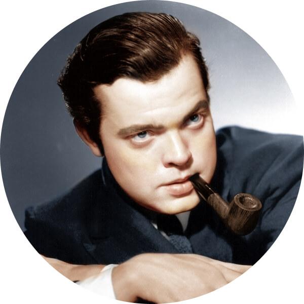 Orson Welles Headshot StudioBinder