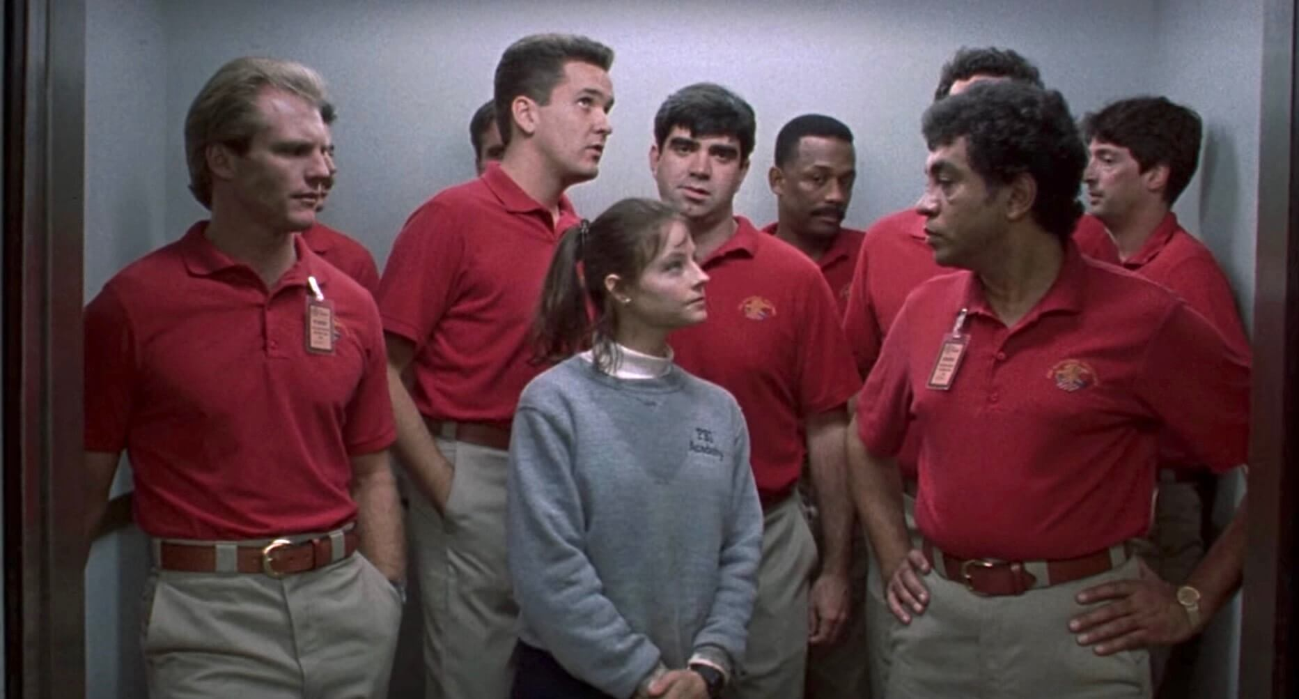 Silence of the Lambs characters Spot the difference