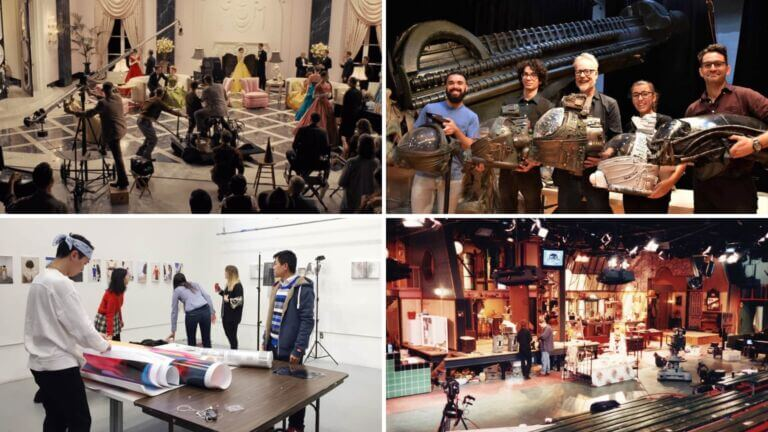 The Art Department in Film — Guide to Positions Duties Salary Featured