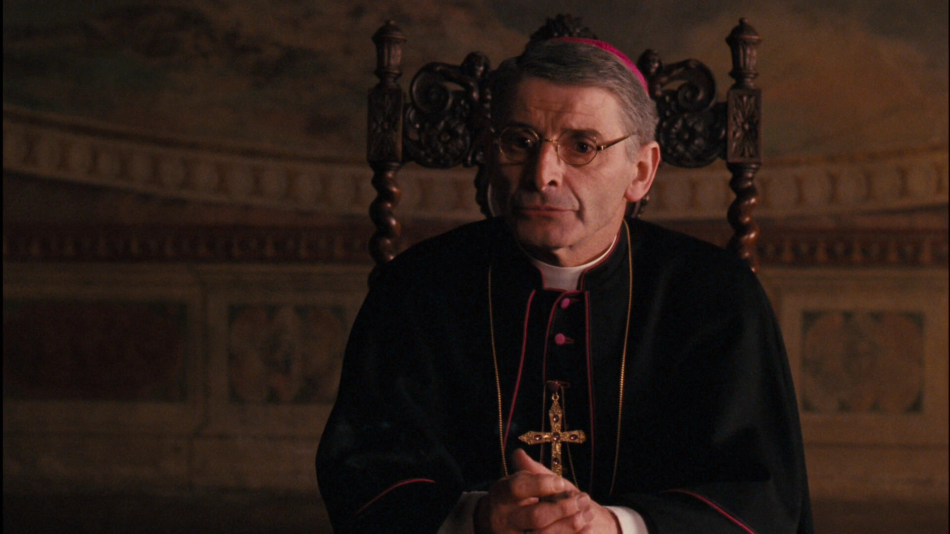 The Godfather Coda Begins with a Meeting with the Archbishop