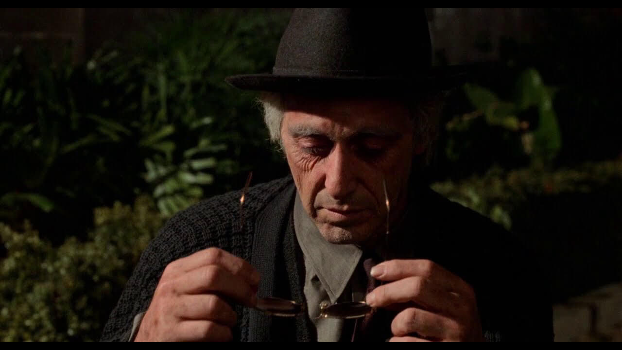 The Godfather Coda Differences • Al Pacino in The Godfather Coda Ending