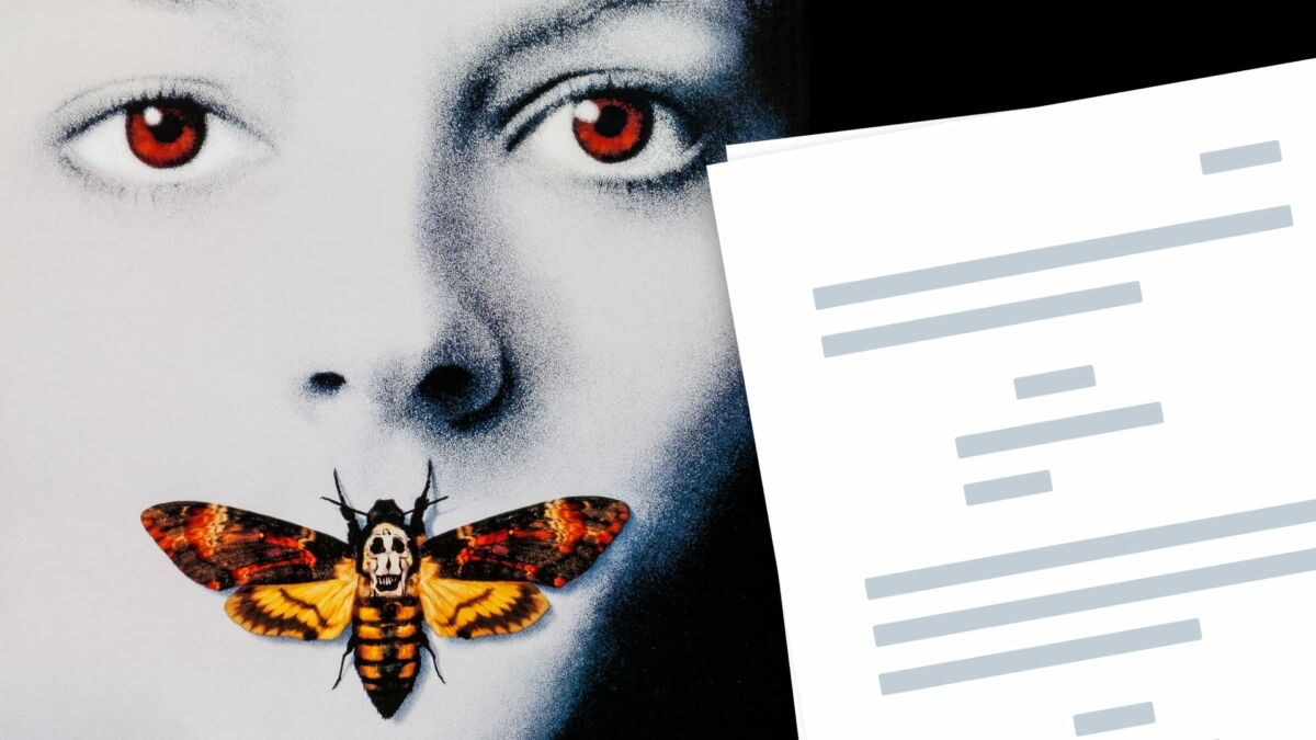 The Silence of the Lambs Script PDF — Download and Analysis Featured