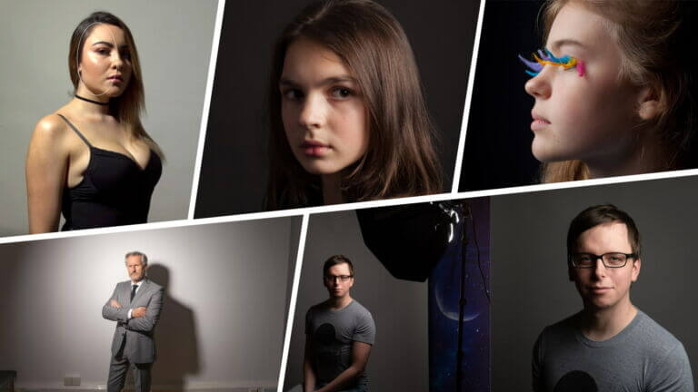 What is Broad Lighting — Types of Portrait Lighting Explained Featured