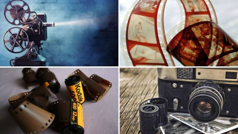 What is Film Stock — Various Types of Film Stock Explained Featured