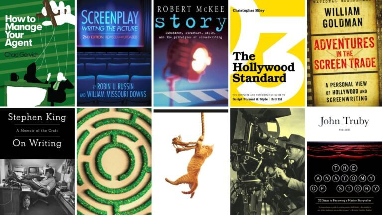 Best Screenwriting Books to Help You Break Into Hollywood Featured