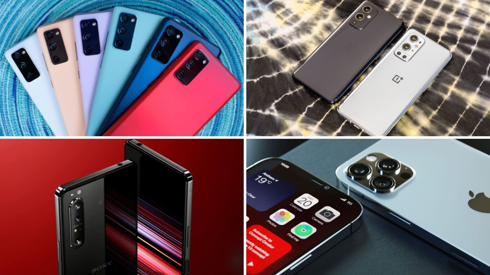 Best Camera Phone — Buying Guide for Apple Samsung Google Featured