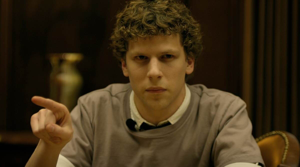 David Fincher Director Colors in The Social Network