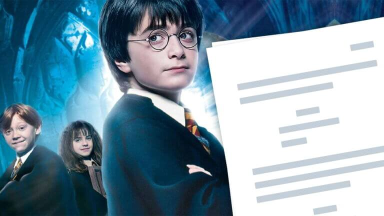 Harry Potter Script PDF Download — Sorcerer s Stone Analysis Featured