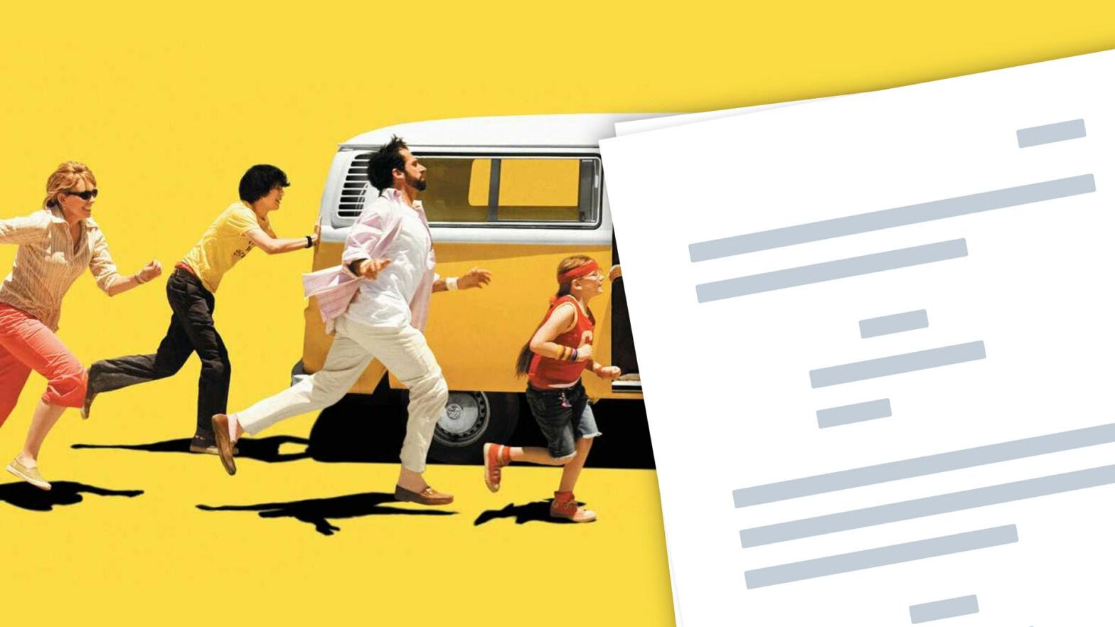 Little Miss Sunshine Script PDF Download Analysis Featured