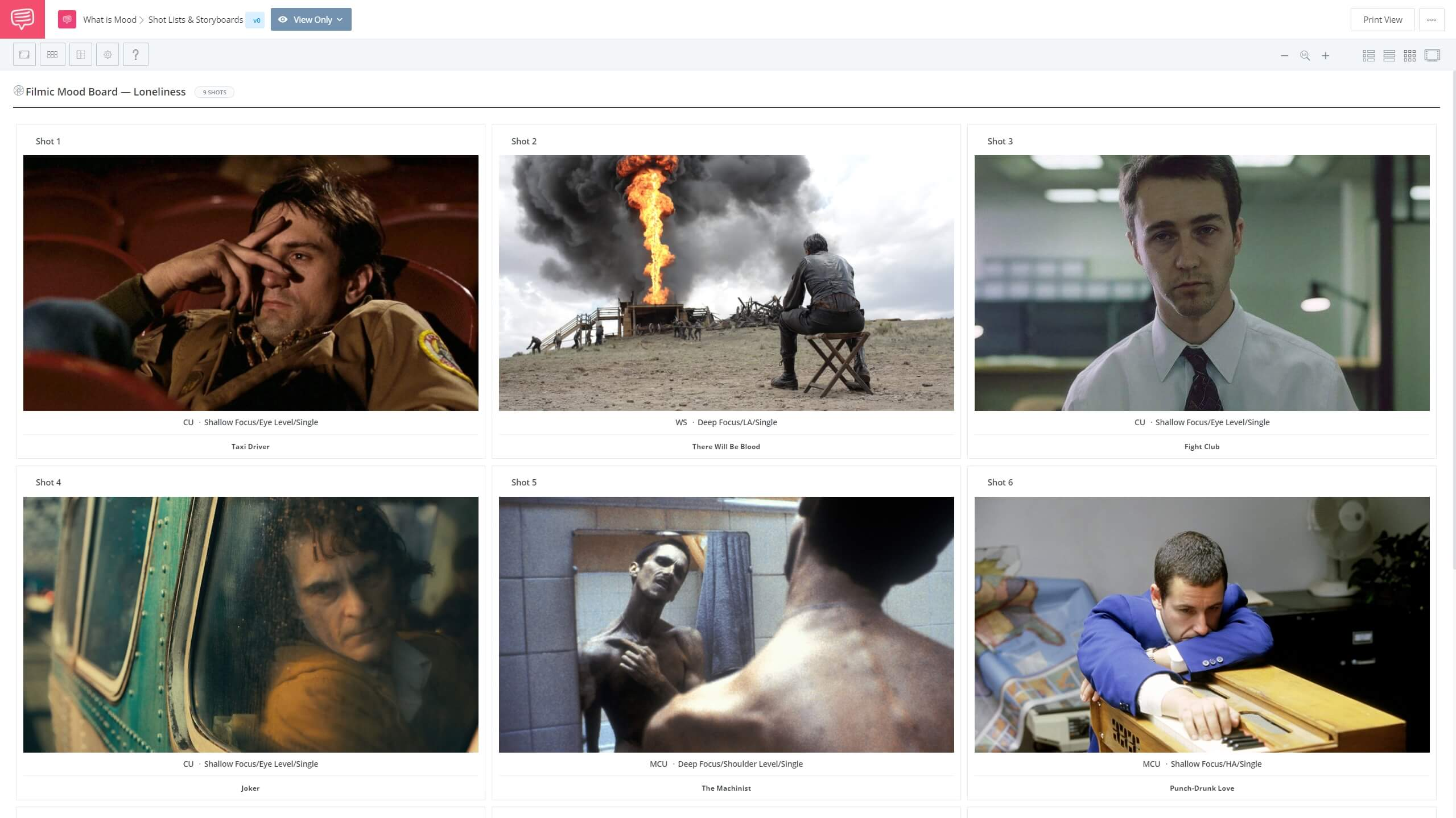 What is Mood in Literature Film Moodboard StudioBinder Shot Listing Software