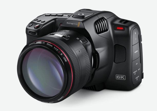 Blackmagic Pocket Cinema Camera K Pro