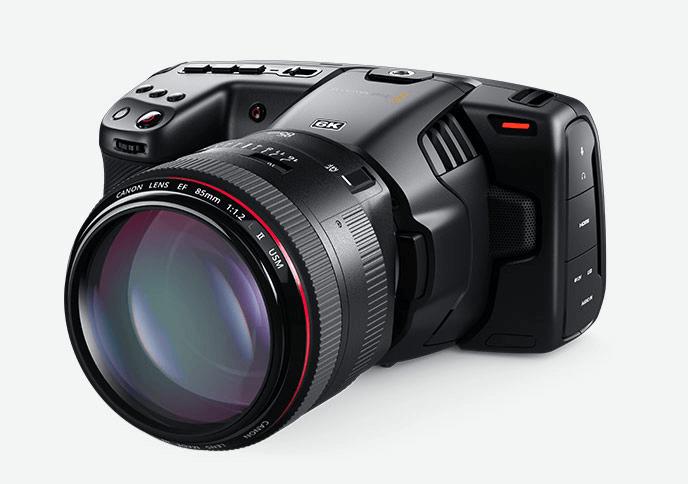 Blackmagic Pocket Cinema Camera K