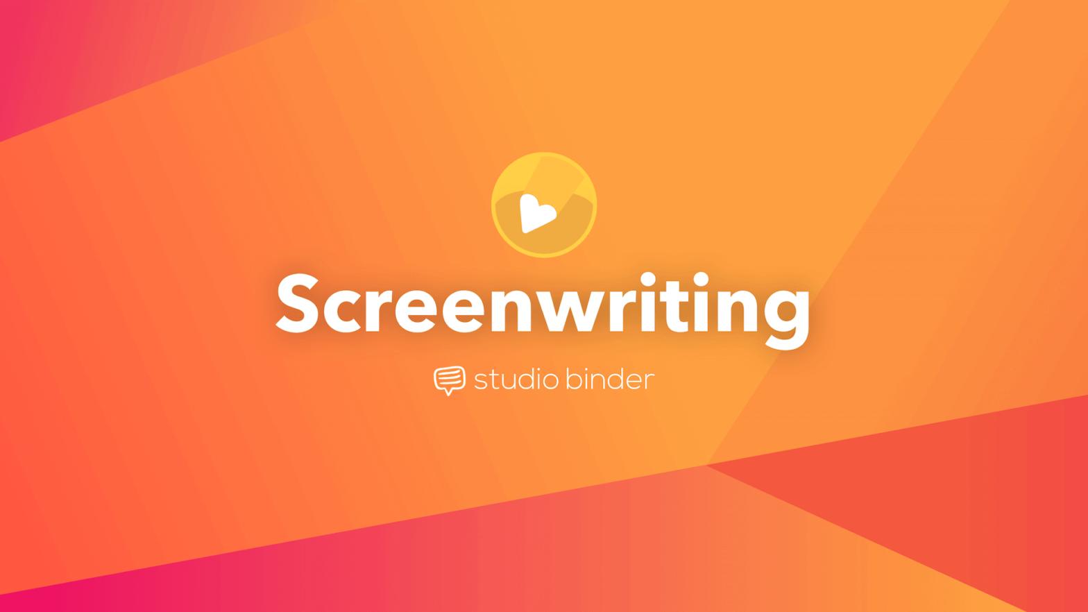 Free Screenwriting Software Featured Image StudioBinder