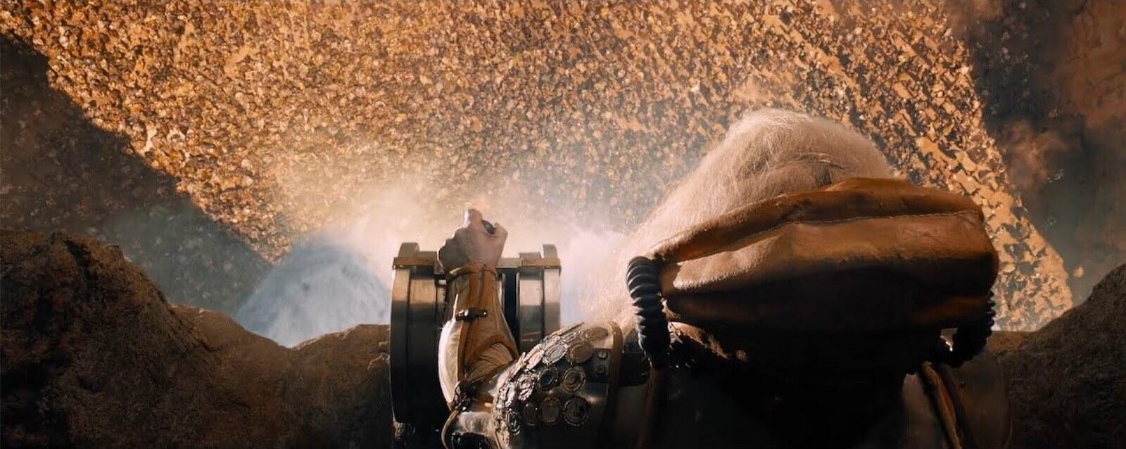 High Angle Shot - Camera Angles - Mad Max Fury Road