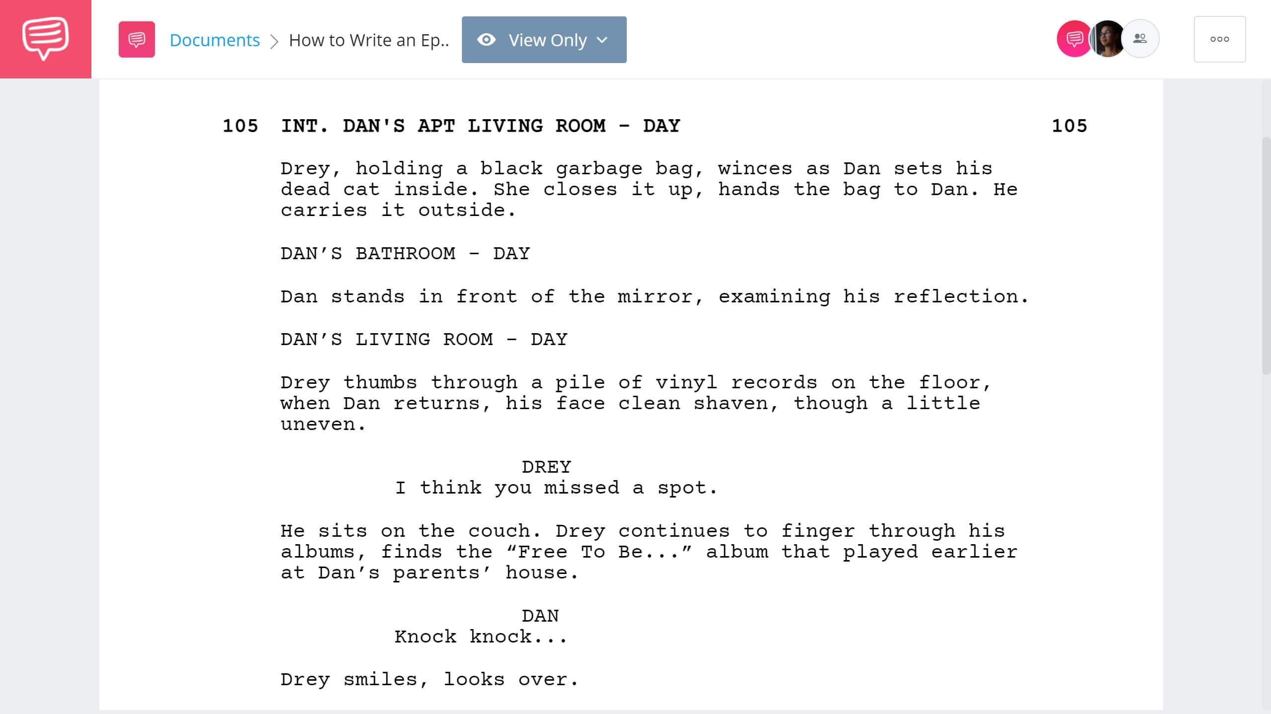 How to Write an Epilogue Half Nelson Example StudioBinder Screenwriting Software