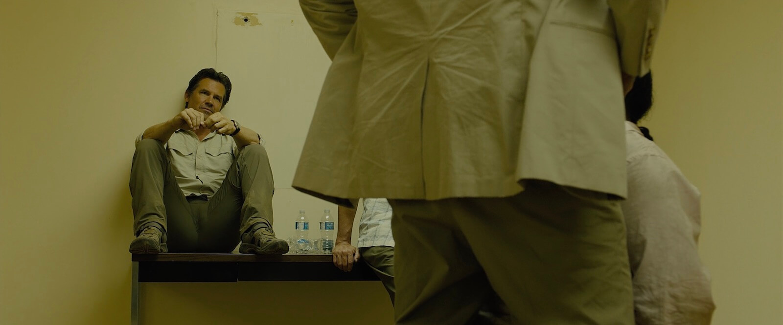 Roger Deakins Sicario Cinematography • Cutting the frame