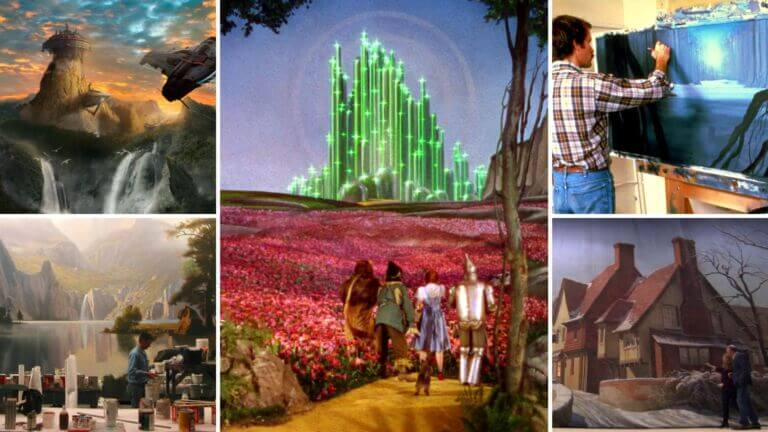 What is a Background Artist Featured